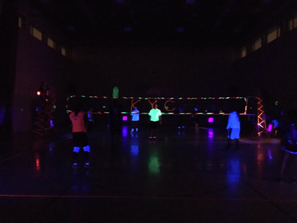 Winter Carnival - Glow in the Dark Rec Volleyball