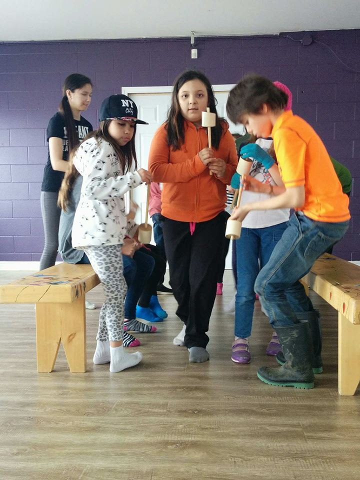 After School Program - Social Singing and Dancing and Smoke Dance
