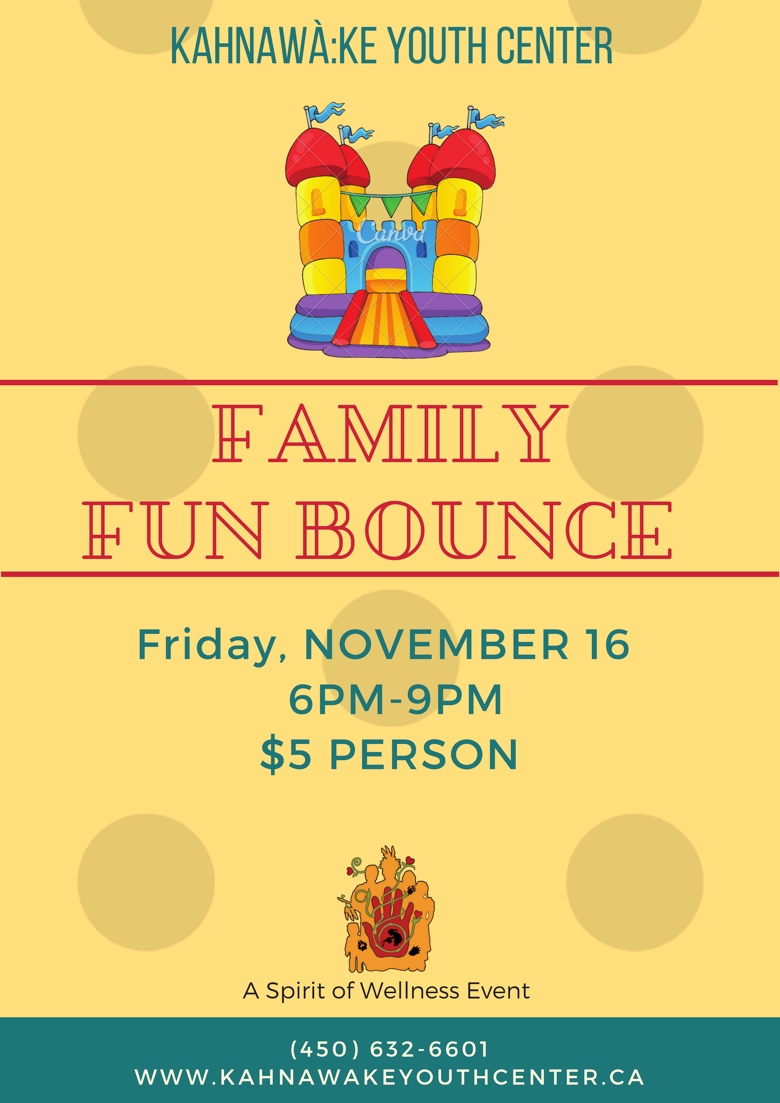 Family Fun Bounce